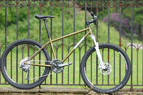 'Olive' The Bike Complete