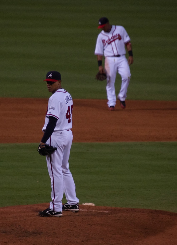 Atlanta Braves v. St. Louis Cardinals