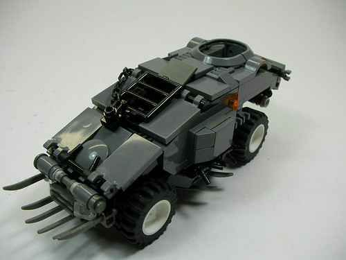 Apocalego: Armored Vehicle, overall no turret