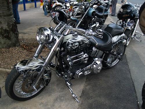 Harley Davidson Smart Custom Paint