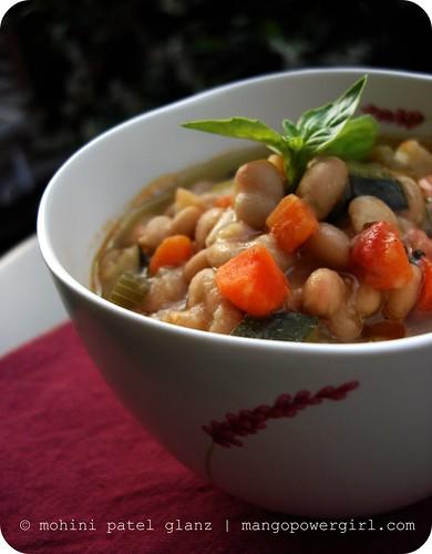 my white bean soup