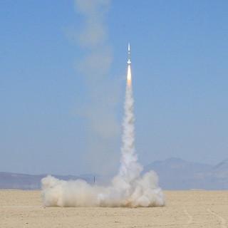 Rocket Drag Race