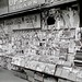 Newsstand, 32nd Street and Third Avenue, Manhattan.
