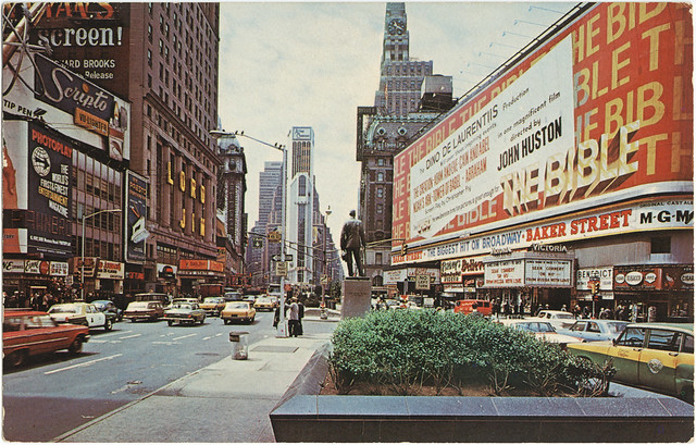 Loew 39 s state victoria at times square broadway new yor for 1633 broadway 3rd floor new york ny 10019
