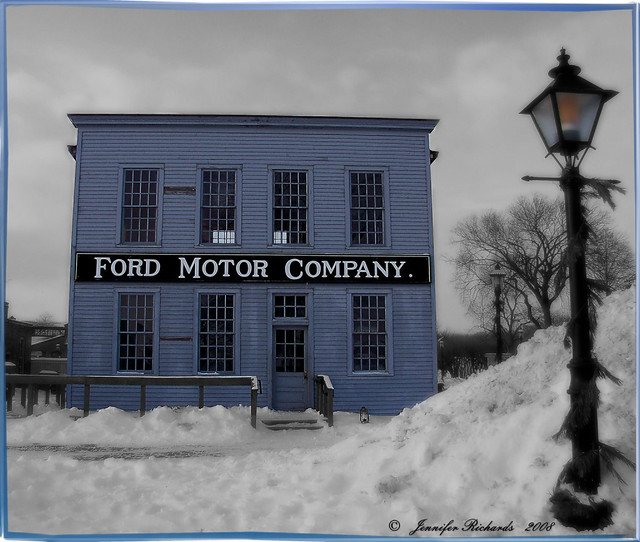 Ford Motor Company Greenfield Village Dearborn Mi