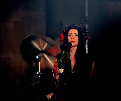 Mediaeval Baebes at Gloucester Cathedral 2008