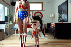Wonder Girls at home