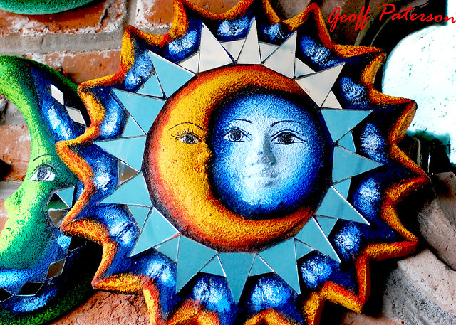 Moon And Sun Mexican Art | www.imgkid.com - The Image Kid ...