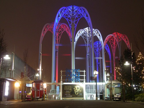 Pacific Science Center, Seattle