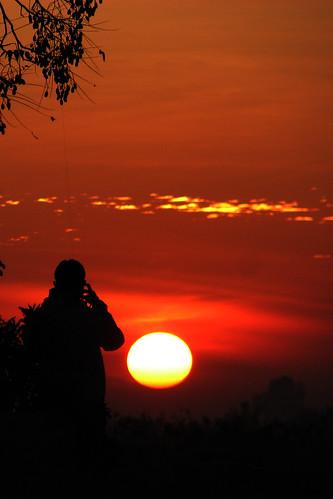sun photoshop sunrise canon bangalore karnataka s3is canons3is