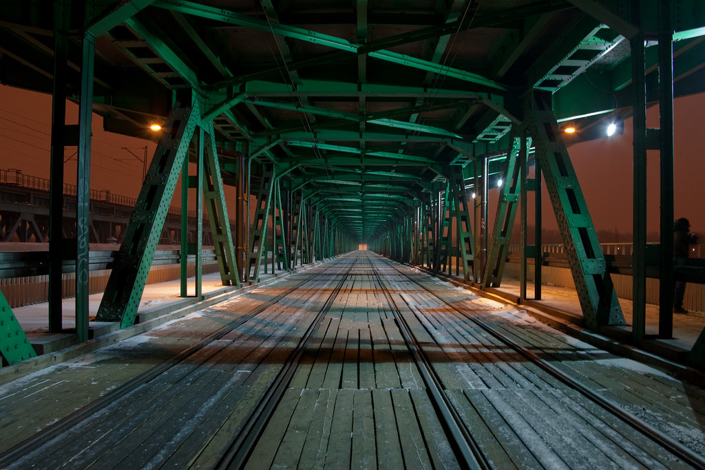 Warsaw Tram Bridge