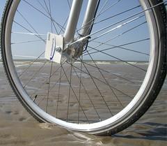 automotive tire(0.0), mountain bike(0.0), road bicycle(0.0), bicycle motocross(0.0), bmx bike(0.0), sports equipment(0.0), alloy wheel(0.0), bicycle frame(0.0), tarmac(0.0), tire(1.0), wheel(1.0), vehicle(1.0), rim(1.0), bicycle wheel(1.0), bicycle(1.0), spoke(1.0),