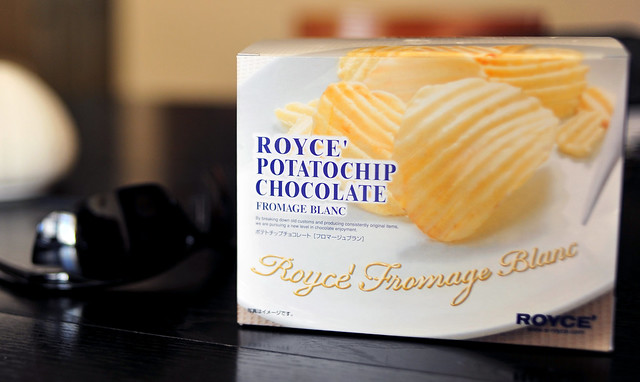 Royce Potato Chip Chocolate | Flickr - Photo Sharing!