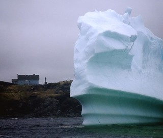 House and Iceberg I