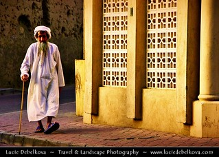 Oman - Old man of Nizwa