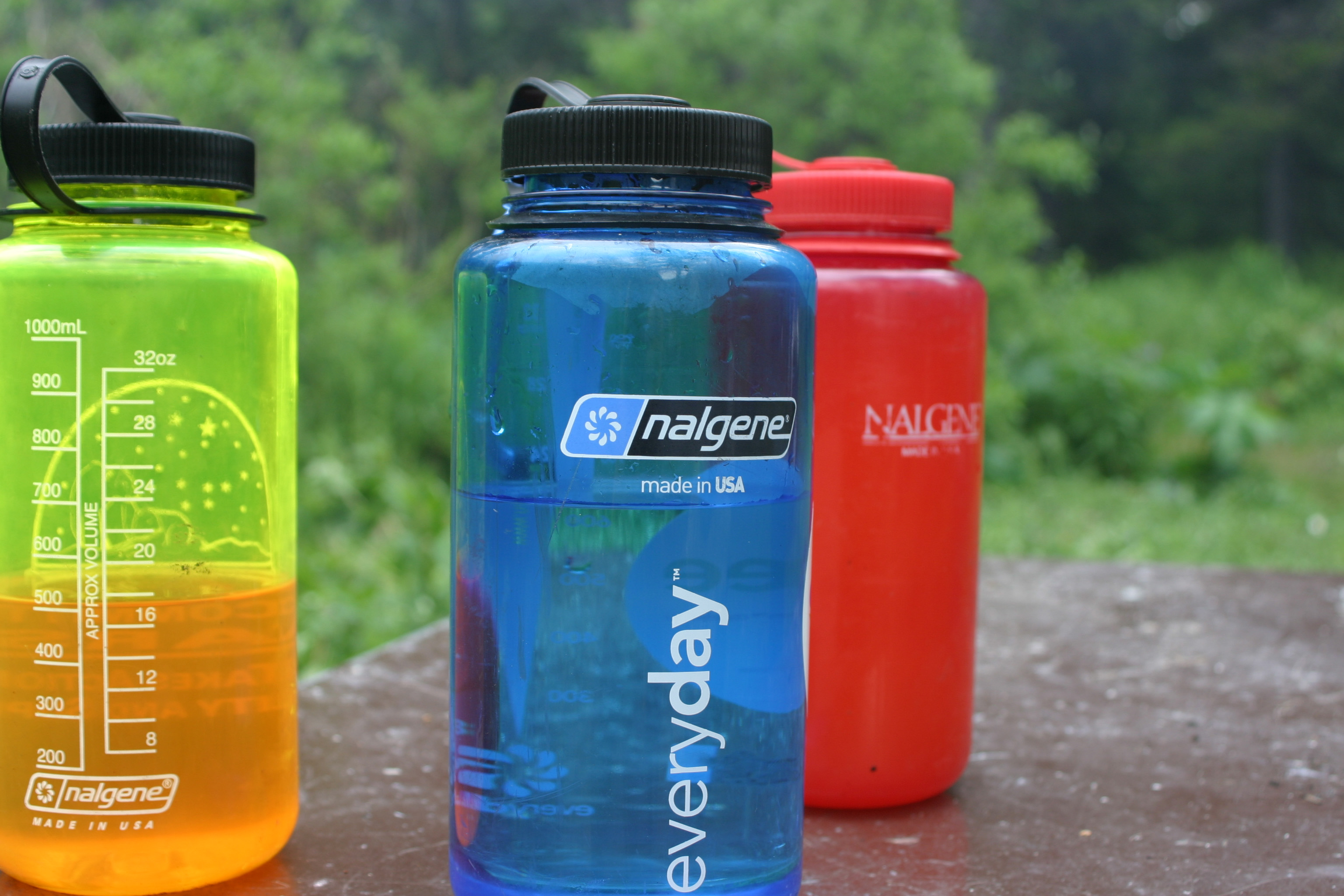 Nalgene Water Bottles IMG by Kyle LeBoeuf