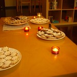German Christmas Cookies - Beijing, China