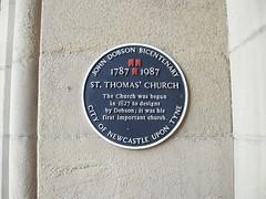 Photo of Black plaque № 9042