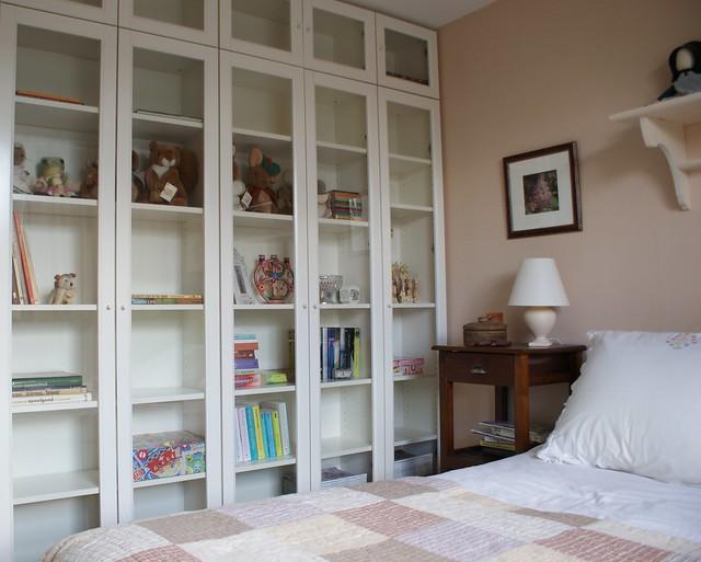 Billy Bookcase Doors Hack : photo