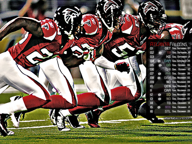 Atlanta Falcons Iphone S Case