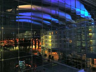 Airport Munich - Hotel Kempinski Lounge
