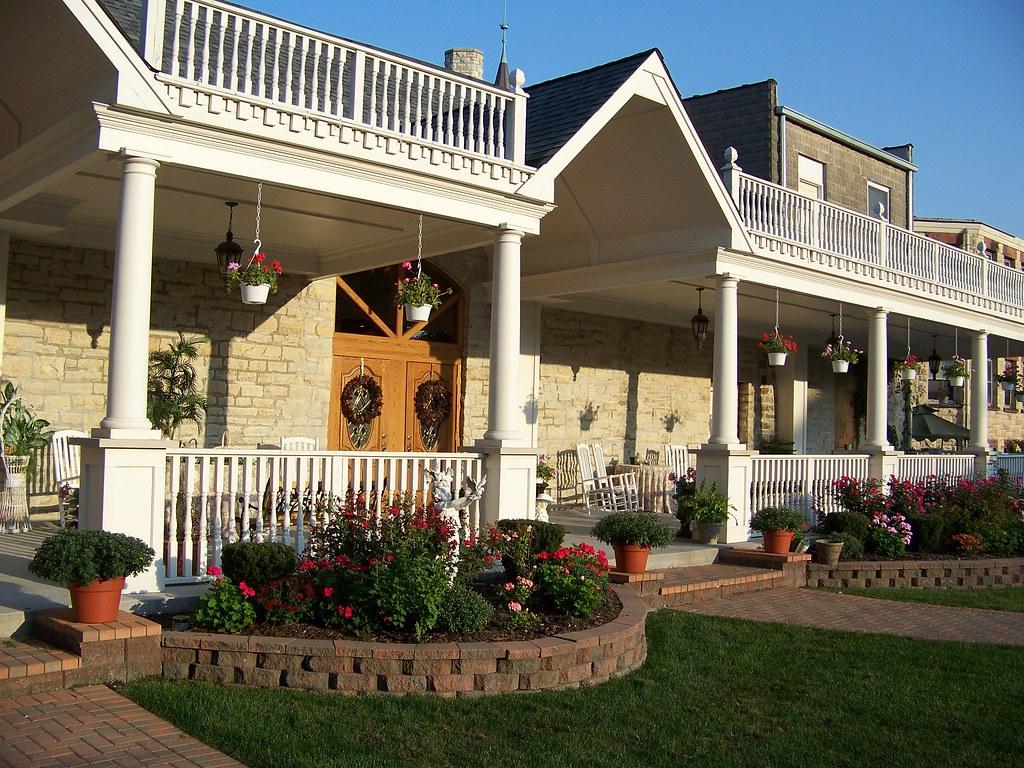 The Secret Garden, Jacob Henry Mansion, Joliet, IL