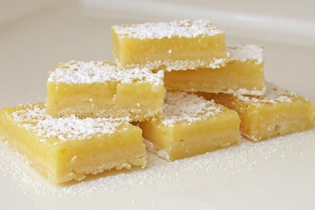 Classic Lemon Bars | Flickr - Photo Sharing!