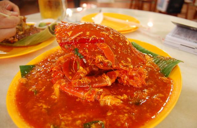 Singapore chili crab | Flickr - Photo Sharing!