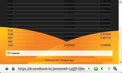 swedbank online banking