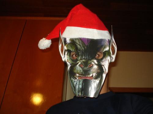 Merry Christmas - Skrull Style