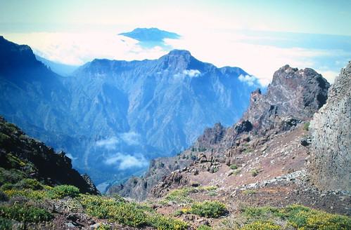 Isla de la Palma, Canary Islands 1992