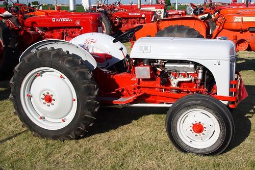 ciągnik rolniczy |Ford Model 8N|3153736991 301fdfd6ed