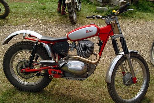 Moto Morini Vintage Classic Trial Sport (c) 2005 Бернхард Эггер :: ru-moto images 422