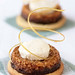 Hazelnut Tartelettes With Spiced Creme Fraiche Parfait
