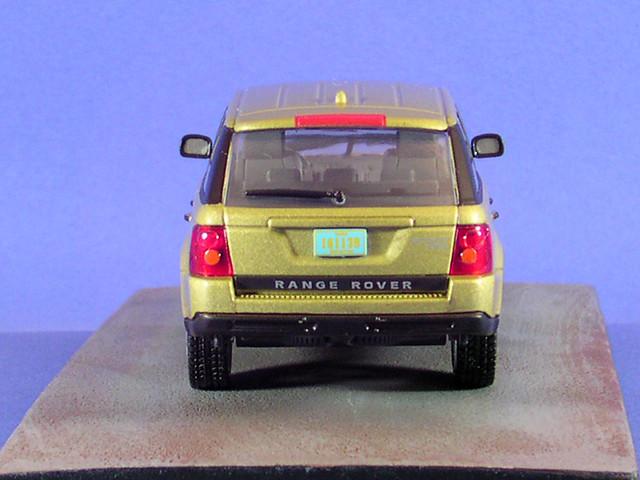 Range rover sport casino royale