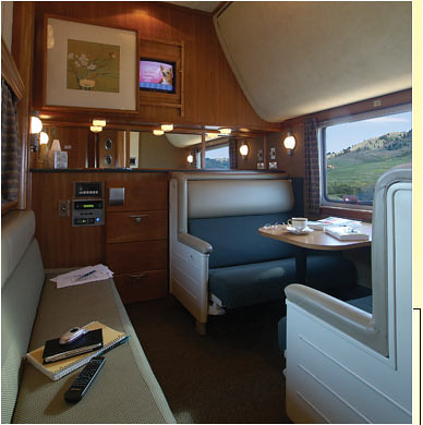 Private Rail Car Interior Train Chartering S Private