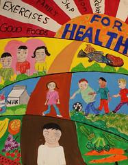 Road to Health by Korean Resource Center 민족학교
