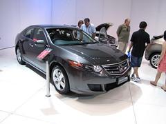 executive car(0.0), automobile(1.0), automotive exterior(1.0), family car(1.0), wheel(1.0), vehicle(1.0), automotive design(1.0), auto show(1.0), mid-size car(1.0), honda(1.0), bumper(1.0), sedan(1.0), land vehicle(1.0), luxury vehicle(1.0), acura(1.0),