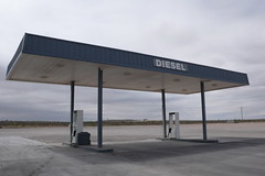 filling station, canopy,