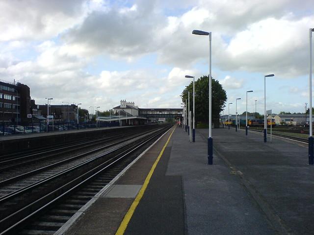 Eastleigh Station