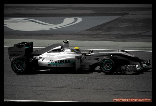 F1 Spain Gran Prix 2010