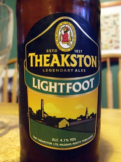 Theakston, Lightfoot, England