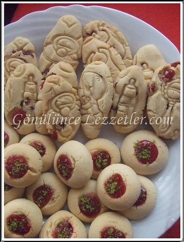 karışık kurabiyeler 2