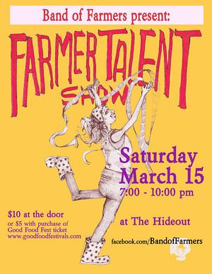 farmer talent show 2014