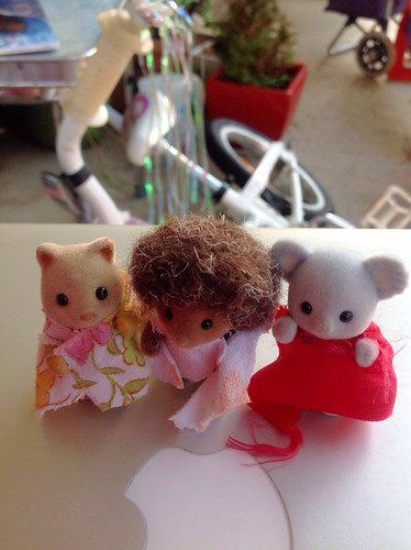 The Sylvanian's Haute Couture Collection: Autumn 2014