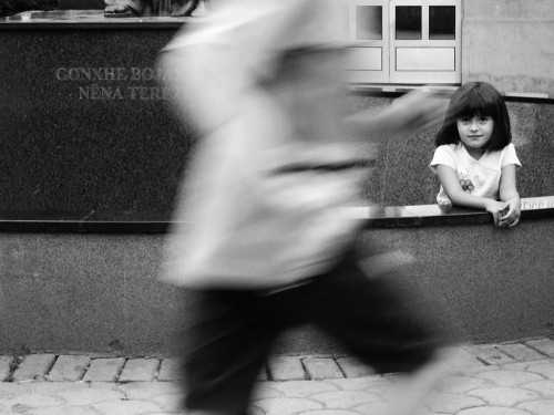 The observer in Pristina