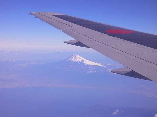 Wing + Mt.Fuji