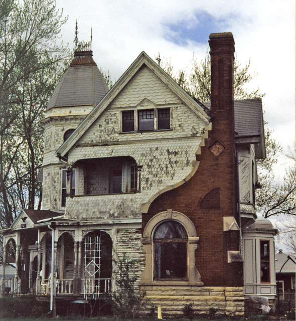 The Walter B Palmer House Completed Around 1896 Ottawa
