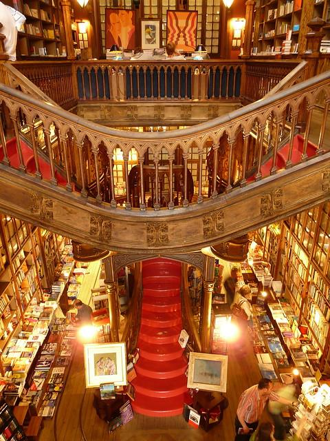 Porto (Libreria de Lello e Irmao)