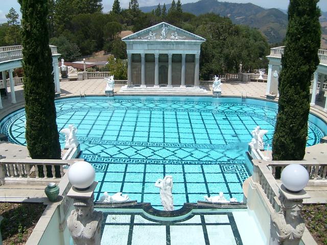 Hearst castle neptune pool explore jill clardy 39 s photos - Hearst castle neptune pool swim auction ...